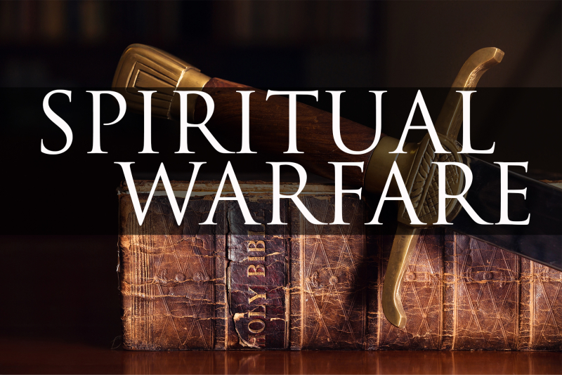 Spiritual Warfare: Unmet Sexual Needs in a Marriage